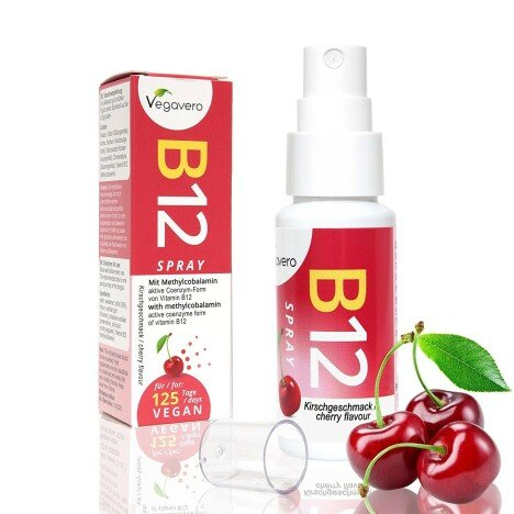 Vitamina B12 Spray, 25ml